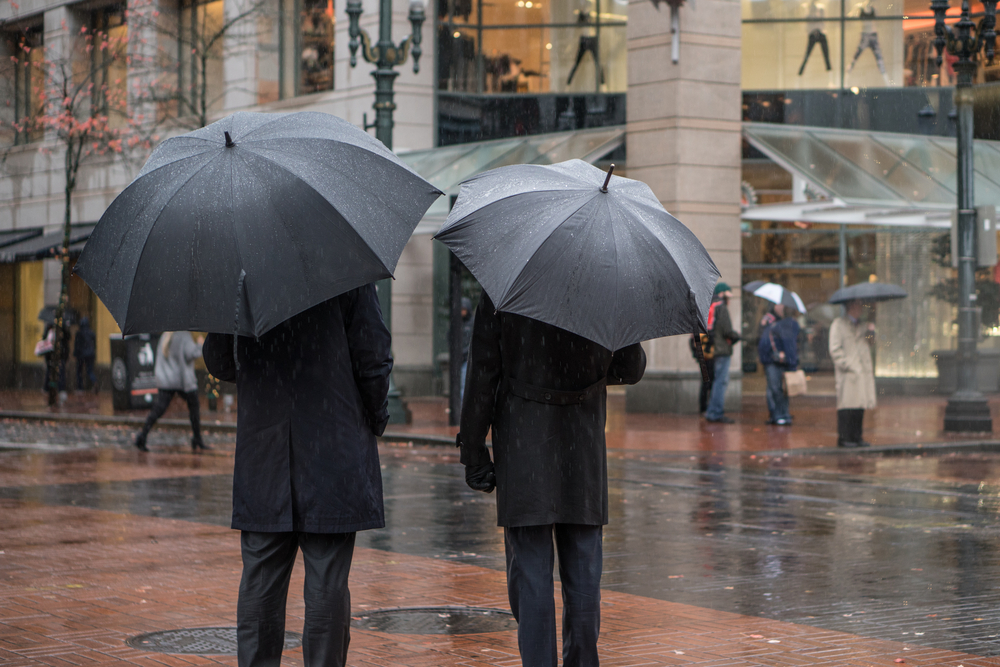 Guía de calzado para esta temporada de lluvias